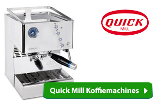 Quick Mill Koffiemachines